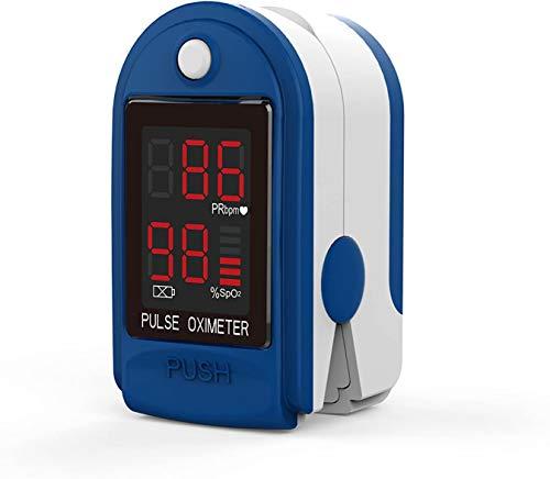 Oxímetro Digital Medidor de Saturação de Oxigênio no Sangue