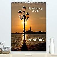 Spaziergang durch Venedig (Premium, hochwertiger DIN A2 Wandkalender 2022, Kunstdruck in Hochglanz): Fotografien von Venedig (Monatskalender, 14 Seiten )