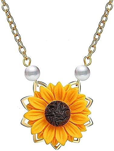 WYDSFWL Collares Reloj de Grabado Acerca de mí Estilo Vintage Medallón Unisex Collares Abiertos ala Corazón Colgante Collar Boda Fiesta Regalo de la joyería