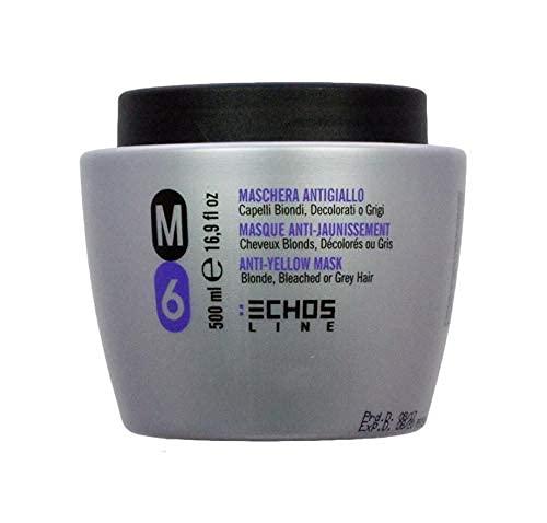 Echosline Maske gegen Gelbstich, 500 ml