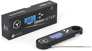 Moesta-BBQ 10668 - Thermometer No.2 - Verlichte digitale grillthermometer - Insteekthermometer voor braden, steak