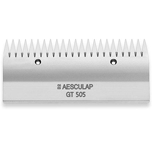 Aesculap Accessoires de rasage Peigne Aesculap GT 505 Panneau supérieur 23Z