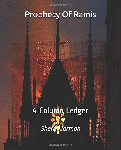 Prophecy Of Ramis: 4 Column Ledger