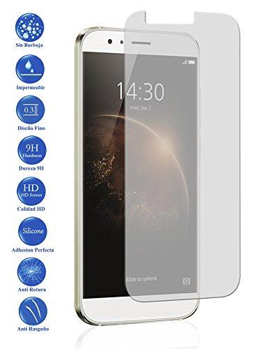 Todotumovil Protector de Pantalla Huawei G8 de Cristal Templado Vidrio 9H para movil
