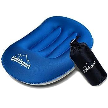 Oreiller Gonflable Bleu Marine