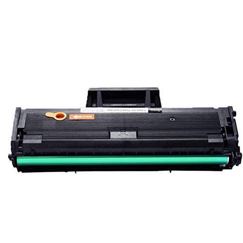ZNMJW Adecuado para los Cartuchos de tóner Samsung MLT-D111S con Chips Que Pueden Imprimir 1500 páginas en Negro