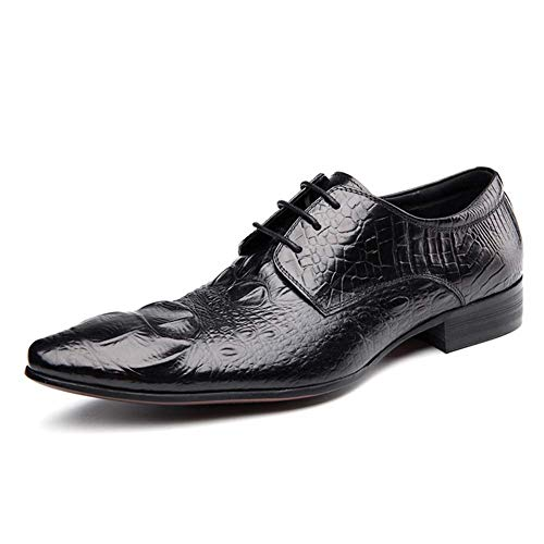 Realm Lace Oxford Shoes - Leather (for Men)