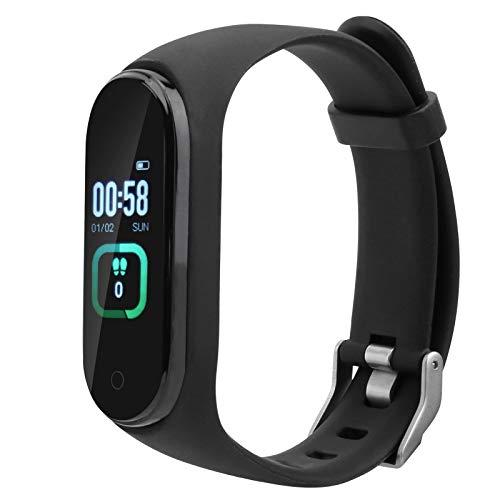 SALUTUYA Pulsera Inteligente multifunción para Deportes, fácil de Usar, Profesional, monitorea los Cambios en los valores físicos saludables