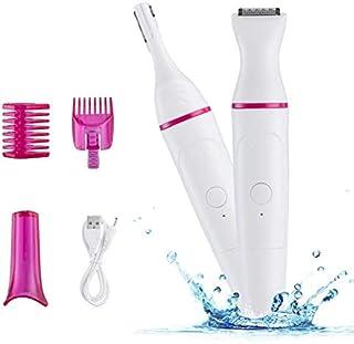 Amazon.es: Resistente al agua - Afeitadoras eléctricas para mujer ...