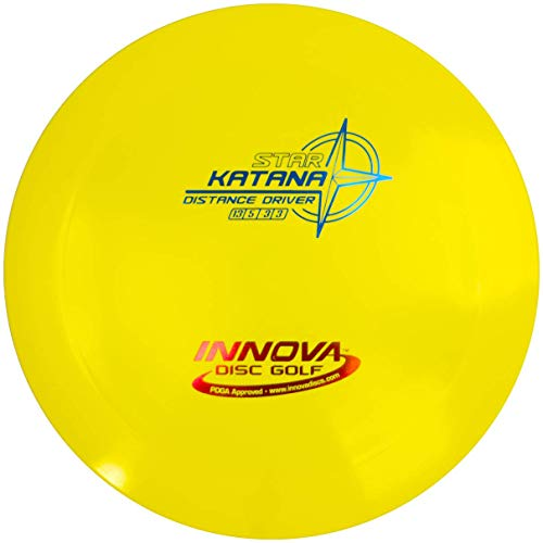 Innova Star Katana Golf Disc (Colors may vary), 173-175 gram