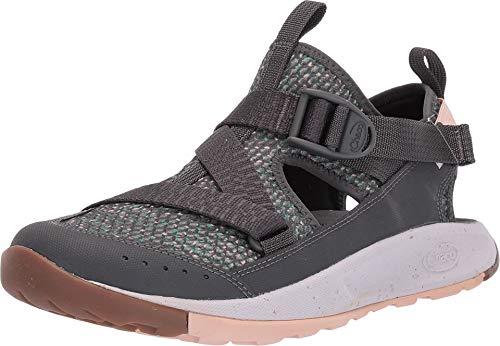 Chaco Women's Odyssey Sport Sandal, WAX IRON, 10