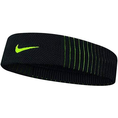 Nike Fascia per Capelli Dri-Fit Reveal tergisudore Taglia Unica - Nero
