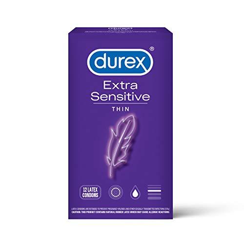 100 durex extra sensitive condoms - 6