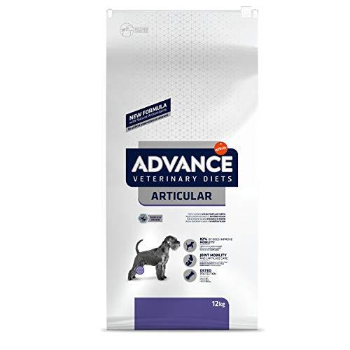 ADVANCE Veterinary Diets Articular - Croquettes pour Chien Adulte avec Problèmes Articulaires - 12Kg