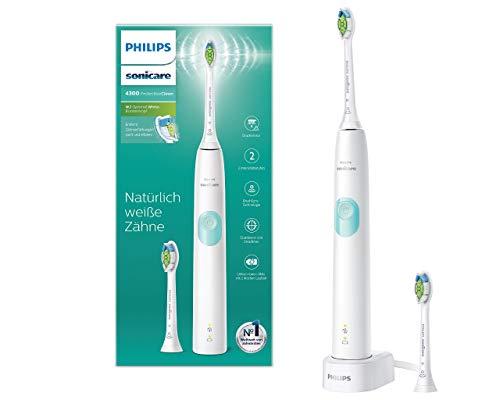Philips Sonicare HX6807/51 cepillo eléctrico para dientes Adulto Cepillo dental sónico Blanco - Cepillo de dientes eléctrico (Estado, Batería, Batería integrada, Ión de litio, 110-220 V, 1 pieza(s))