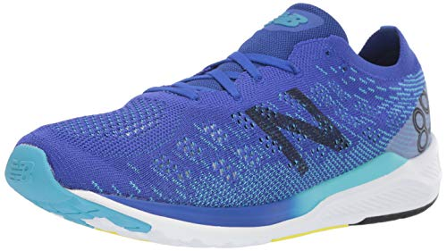 New Balance M890v7, Running para Hombre, Azul (UV Blue Bayside), 45.5 EU
