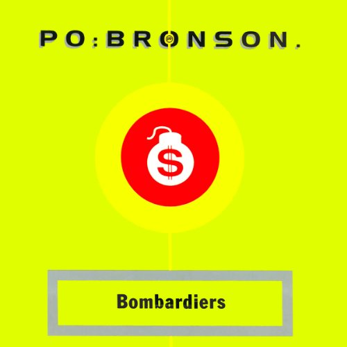 Bombardiers audiobook cover art
