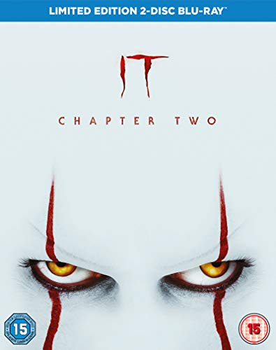 Blu-ray2 - IT Chapter Two: Limited Edition (2 BLU-RAY)