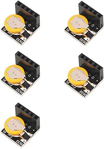 DollaTek 5Pcs DS3213 Precision RTC Clock Module Speichermodul für Arduino für Raspberry Pi