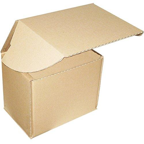 50 dozen 140 x 100 x 120 mm doos met deksel box verpakking verzenddoos dimapax