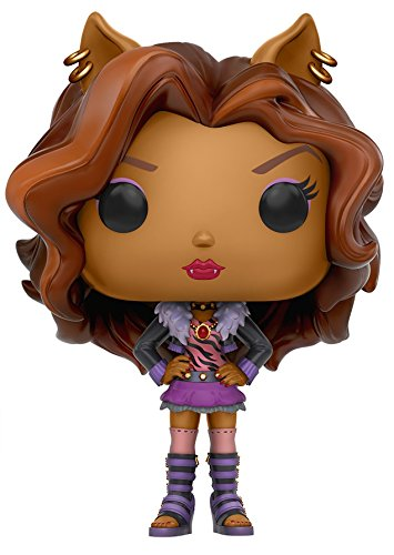 POP! Vinilo - Monster High: Clawdeen Wolf