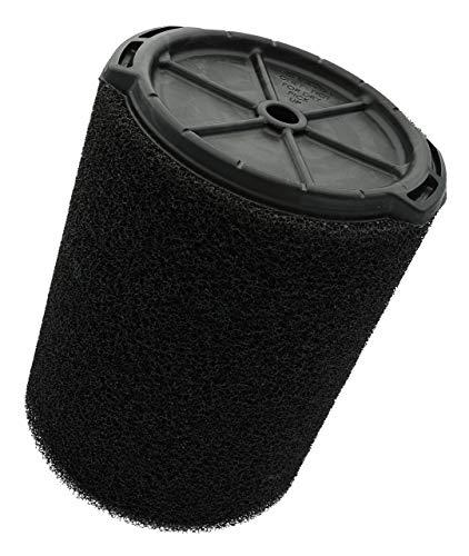 Ridgid VF7000 Filtro Mojado de Espuma para 5.0-20 Galones Rígido Aspiradora Mojado / Se