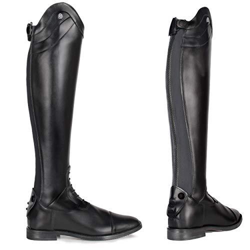Cavallo Reitstiefel Linus Slim | Farbe: schwarz | Größe: 7-7½ | Schaftform: 52/34