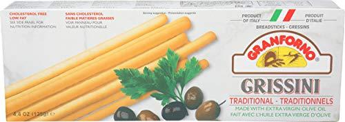 Grissini, Breadsticks Torino, 4.4 Ounce