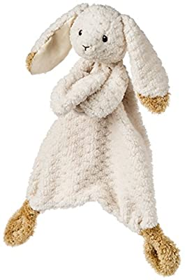 Mary Meyer Oatmeal Bunny Lovey Blanket from