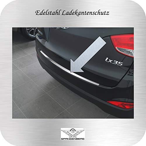 Spangenberg Hyundai iX35 SUV Break IX 35 Protection de seuil de Chargement en Acier Inoxydable 3235622