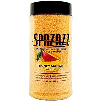 Spazazz Honey Mango Crystals - SPZ-100