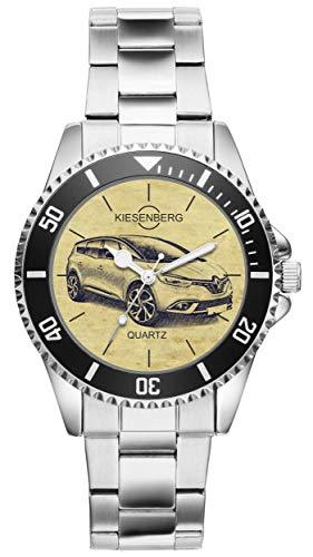 KIESENBERG Uhr - Geschenke für Renault Scenic 4. Generation Fan 4156