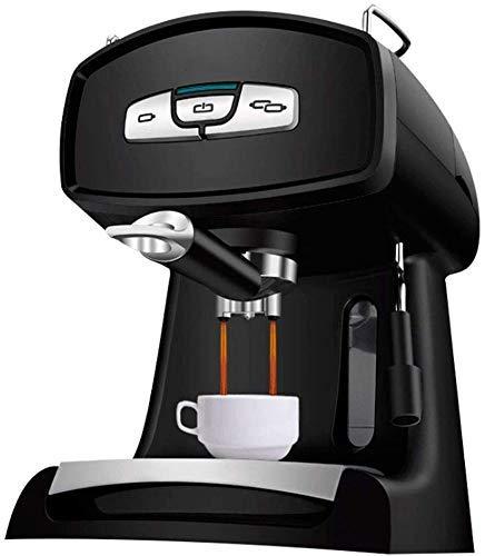 ZJN-JN. Ekspresy do kawy Elektryczny ekspres do kawy Gospodarstwa domowego i handlowego włoski pełny półautomatyczna mała pianka do mleka parowego Express Ręczna ekspres do kawy 1.2 L 850W Black .Masz