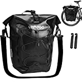 <span class='highlight'><span class='highlight'>LEMEGO</span></span> 27L Bike Bag Bike Pannier Bag for Bicycle Cargo Rack Saddle Waterproof Bicycle Rear Seat Bag Portable Shoulder Bag for Riding Touring Professional Cycling Accessories