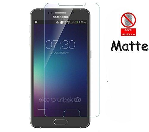 Granada tech Pellicola Protettiva in Vetro Temperato Matte per Samsung Galaxy Note 5 l Film Opaca Anti-Riflesso & Anti-Impronte digitali, Resistenza agli Urti, Spessore di 0.33 mm