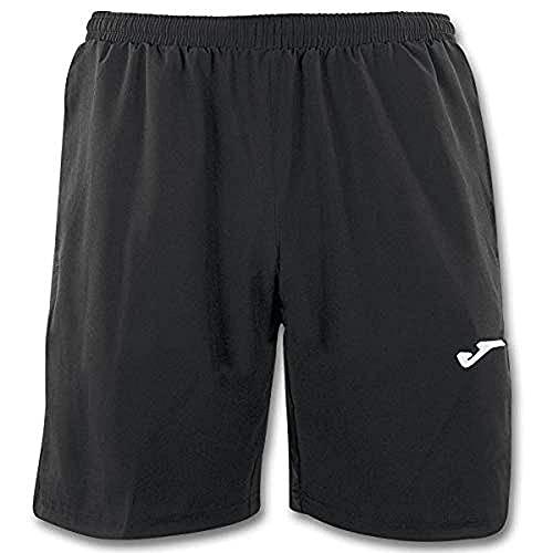 Joma Costa II Pantaloncini da Uomo Sportivo, da Uomo, Uomo, 101114.100.L, Nero, L