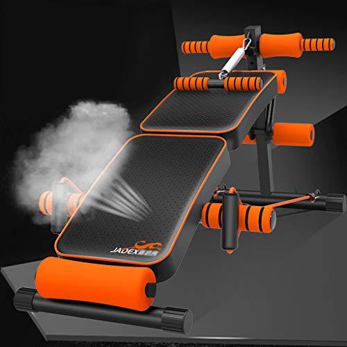 Sit-up board Tavola Addominale Multifunzione Pieghevole Regolabile per Il Fitness da tavola supina, casa