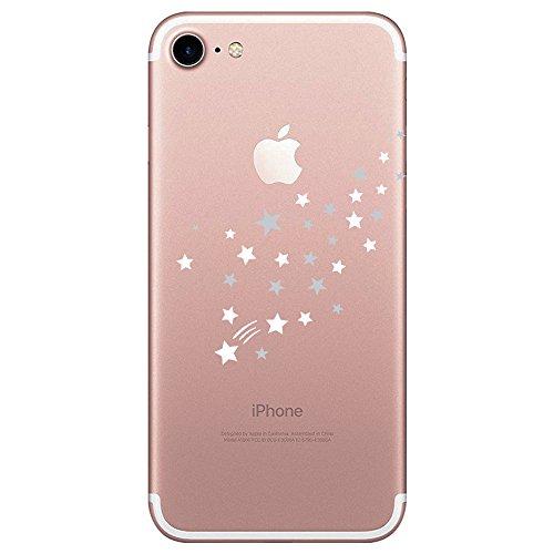 Qissy® iPhone 7 Funda,Carcasa iPhone 7 Case Cover Dibujos Animados Silicona Suave Funda para Apple iPhone 7 4.7' (25)