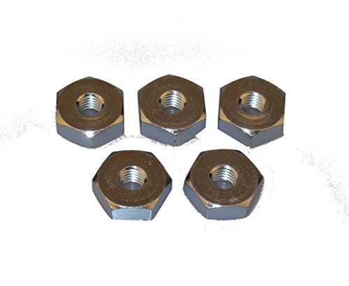 gardexx Schwertmuttern 5 Stück, passend für Stihl Motorsägen
