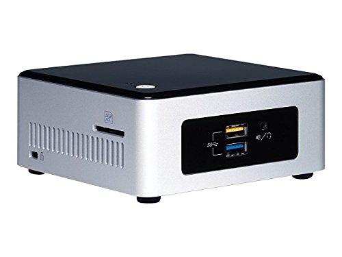 Mini PC Intel Nuc NUC5CPYH - 2,16 GHz - 240GB SSD - 4GB - USB 3.0 WiFi Bluetooth - Win 10 Pro