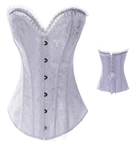 Adelina mode voor vrouwen korset minder buik slank maken de perfecte modieuze vrouw gedwongen jas Shapewear Steampunk Gothic Body Shaper korset