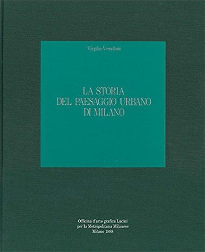 La storia del paesaggio urbano di Milano