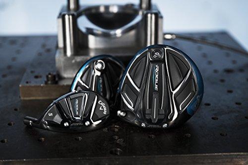 Callaway Golf 2018 Men's Rogue Hybrid, Right Hand, Synergy, 60G Shaft, Regular Flex, 3 Hybrid, 19 Degrees