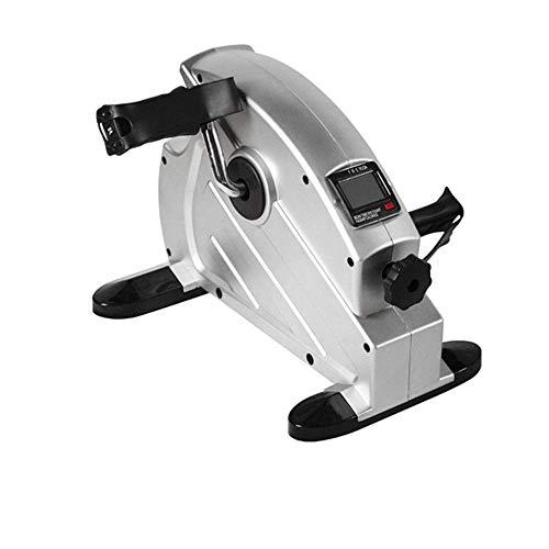 8bayfa Stepper Mini hometrainer arm- en beentrainer fitnessuitrusting (kleur: beige, maat: 34x41x30cm)