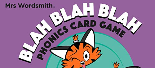 Compare Textbook Prices for Blah Blah Blah Card Game  ISBN 9781913235154 by WORDSMITH, MRS