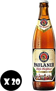PAULANER HEFE-WEISSBIER NATURTRUB 20PZ