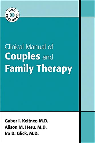 Clinical Manual of Couples and Family Therapy