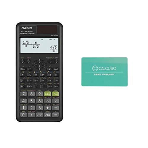 Casio FX-87DE Plus 2 (2nd Edition) + Erweiterte Garantie