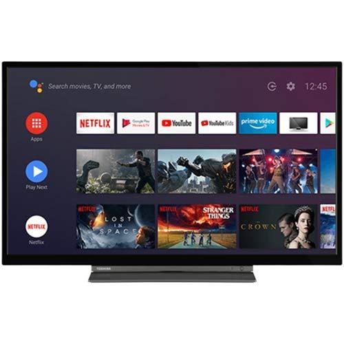 TV toshiba 32pulgadas HD - 32wa3b63dg - Android - hdmi - USB - dvb - t2 - c - s2 - Bluetooth - a+