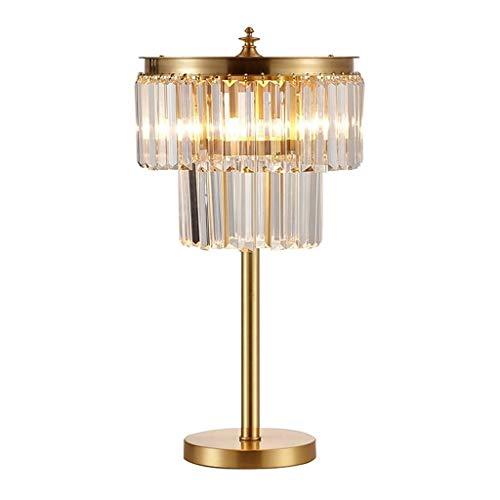 SPNEC Crystal dormitorio lámpara de cabecera, la decoración de lámparas de escritorio, for el dormitorio Mesita de luz Hall, Sala de Exposiciones, Sala, Salón Comedor